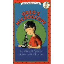 Greg's Microscope by Millicent E Selsam, 9780064441445