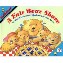 A Fair Bear Share by Stuart J. Murphy, 9780064467148
