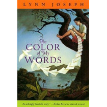 The Color of My Words by Lynn Joseph, 9780064472043