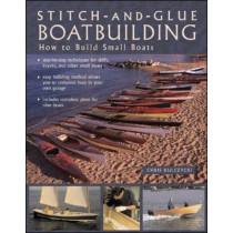 Stitch-and-Glue Boatbuilding by Chris Kulczycki, 9780071440936