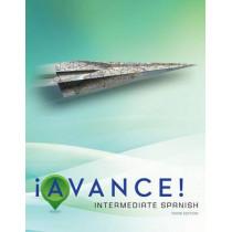 !avance! Student Edition: Intermediate Spanish by Mary Lee Bretz, 9780073385396