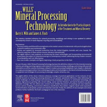 Wills' Mineral Processing Technology: An Introduction to the Practical Aspects of Ore Treatment and Mineral Recovery by Barry A. Wills, 9780080970530
