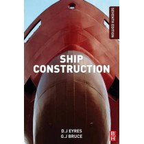 Ship Construction by George Bruce, 9780080972398