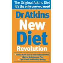 Dr Atkins New Diet Revolution by Robert C. Atkins, 9780091889487