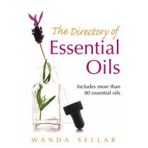 The Directory of Essential Oils by Wanda Sellar, 9780091906672