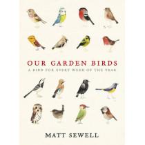 Our Garden Birds by Matt Sewell, 9780091945008