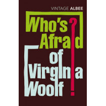 Who's Afraid Of Virginia Woolf by Edward Albee, 9780099285694