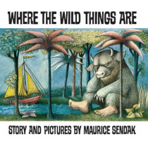 Where The Wild Things Are by Maurice Sendak, 9780099408390