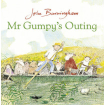 Mr Gumpy's Outing by John Burningham, 9780099408796