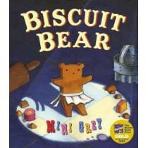 Biscuit Bear by Mini Grey, 9780099451082