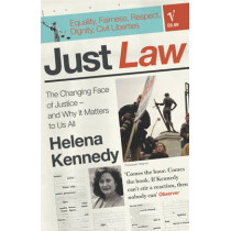 Just Law by Helena Kennedy, 9780099458333