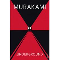 Underground by Haruki Murakami, 9780099461098