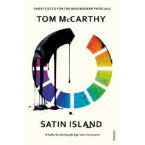 Satin Island by Tom McCarthy, 9780099546993