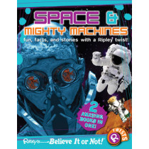 Ripley's Believe It or Not! Space and Mighty Machines, 9780099568070