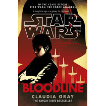 Star Wars: Bloodline by Claudia Gray, 9780099594284