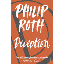 Deception by Philip Roth, 9780099801900