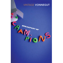 Breakfast Of Champions by Kurt Vonnegut, 9780099842606