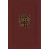 House of Lords Official Report by House Of Lords, 9780108448010