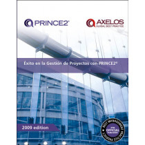 axito en la gestian de proyectos con PRINCE2 [Spanish print version of Managing successful projects with PRINCE2] by Office of Government Commerce, 9780113311651