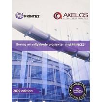 Styring Av Vellykkede Prosjekter Med PRINCE2 by Office of Government Commerce, 9780113312382