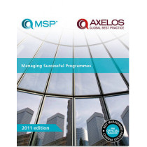 Managing Successful Programmes: 2011 by The Stationery Office, 9780113313273