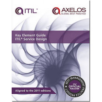 Key element guide ITIL service design by Lou Hunnebeck, 9780113313617