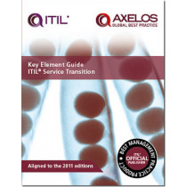 Key element guide ITIL service transition by Stuart Rance, 9780113313624