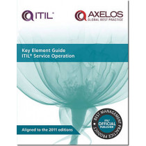 Key element guide ITIL service operation by Randy A. Steinberg, 9780113313631