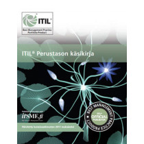 ITIL perustason kesikirja: [Finnish translation of ITIL foundation handbook] by Stationery Office, 9780113314201
