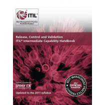 Release, control and validation: ITIL intermediate capability handbook by Duncan Anderson, 9780113314331