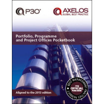 Portfolio, programme and project offices pocketbook [pack of 10] by Eileen Roden, 9780113314430