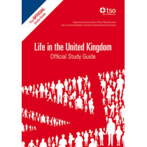 Life in the United Kingdom: official study guide by Jenny Wales, 9780113413423