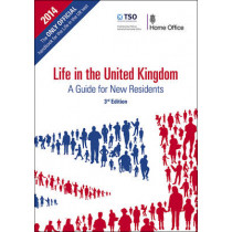 Life in the United Kingdom: a guide for new residents [large print version] by Great Britain: Home Office, 9780113413591
