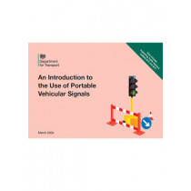 An introduction to the use of portable vehicular signals by Great Britain: Department for Transport, 9780115534638
