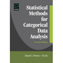 Statistical Methods for Categorical Data Analysis by Daniel Powers, 9780123725622