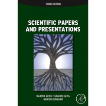 Scientific Papers and Presentations by Martha Davis, 9780123847270