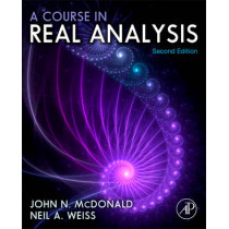 A Course in Real Analysis by John N. McDonald, 9780123877741