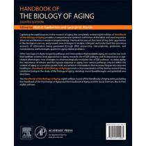 Handbook of the Biology of Aging by George Martin, 9780124115965
