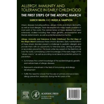 Allergy, Immunity and Tolerance in Early Childhood: The First Steps of the Atopic March by Ulrich Wahn, 9780124202269