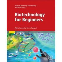Biotechnology for Beginners by Reinhard Renneberg, 9780128012246