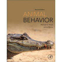 Animal Behavior by Michael D. Breed, 9780128015322
