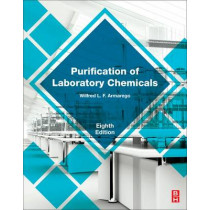 Purification of Laboratory Chemicals by W. L. F. Armarego, 9780128054574