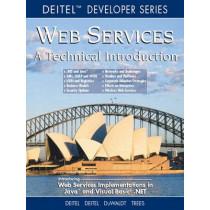 Web Services A Technical Introduction by Harvey M. Deitel, 9780130461353
