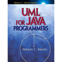 UML for Java (TM) Programmers by Robert C. Martin, 9780131428485