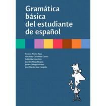 Gramatica basica del estudiante de espanol by S. L. Difusion, 9780131598706