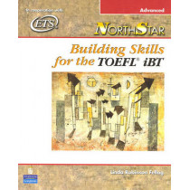 NorthStar: Building Skills for the TOEFL iBT, Advanced Student Book by Linda Robinson Fellag, 9780131937093