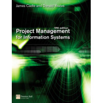 Project Management for Information Systems by James Cadle, 9780132068581
