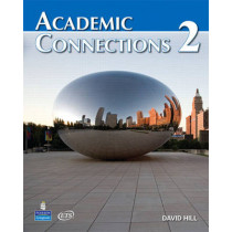 Academic Connections 2 with MyAcademicConnectionsLab by David A. Hill, 9780132338448