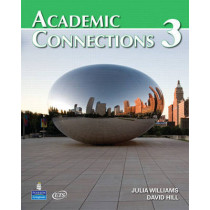 Academic Connections 3 with MyAcademicConnectionsLab by David A. Hill, 9780132338455