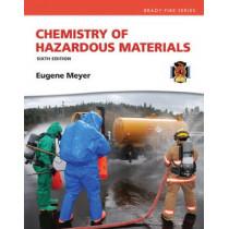 Chemistry of Hazardous Materials by Eugene Meyer, 9780133146882